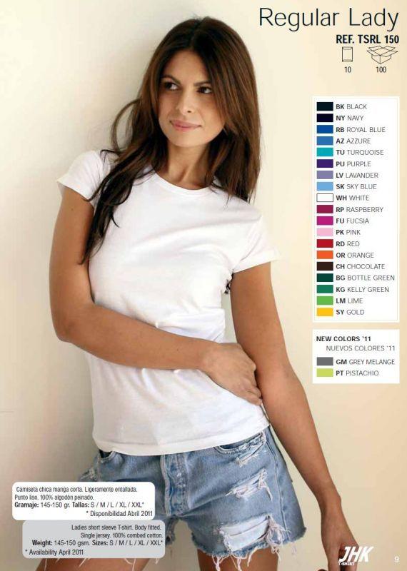 Dámské tričko REGULAR