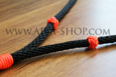 Cordeo (halsring) PARACORD 12mm med tofs AIVA